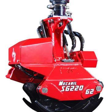 Mecanil SG220 RC kourasaha